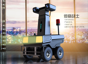 Outdoor Inspection Robot