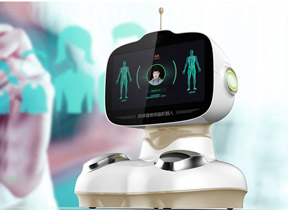 Yidun Intelligent Health Robot